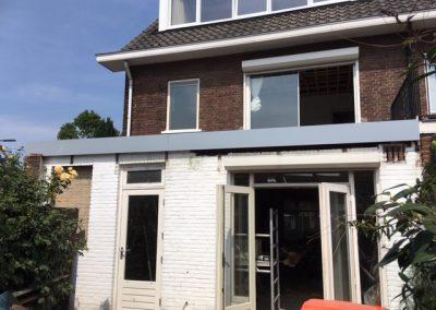 Totale verbouwing woonhuis