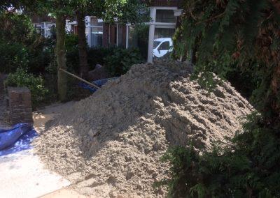 voerspecie vvor de cementdekvloer